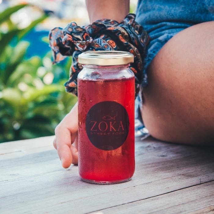 El Yapımı İçecek/Homemade Drink QR Online Menü