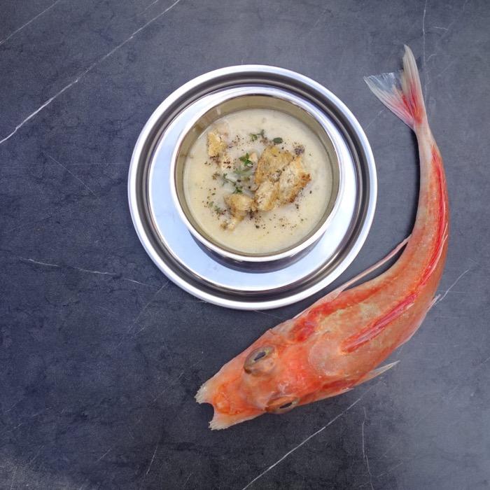 Günün çorbası / soup of the day QR Online Menü