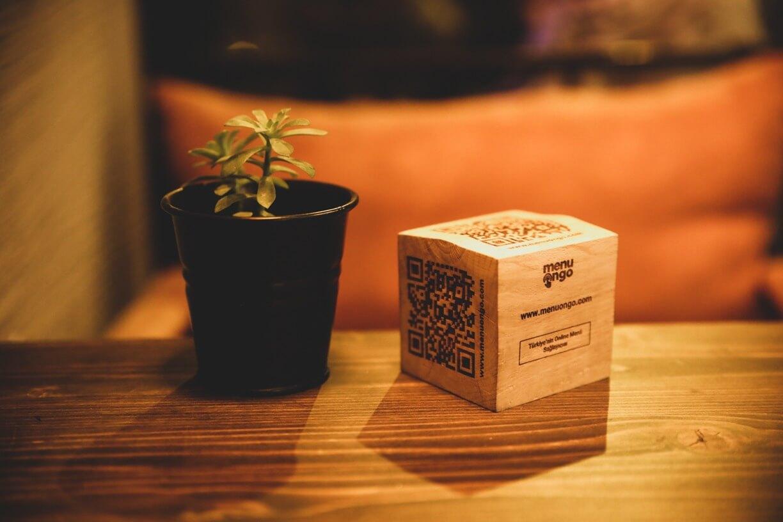 QR Menü Paket Sipariş Alın